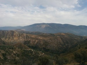 Alpujarra Mountains